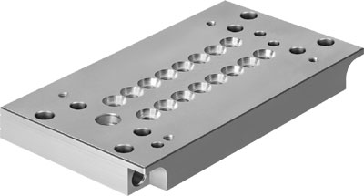 Многоканальная пневматическая плита Festo CPV18-VI-P8-1/4-B