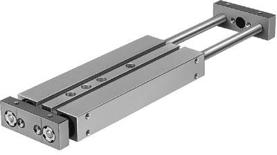 Двухпоршневой цилиндр Festo DPZJ-10-40-P-A-KF-S2