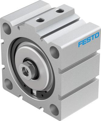 Короткоходовой цилиндр Festo ADVC-80-20-I-P