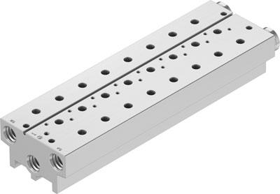 Плита для блочного монтажа Festo VABM-B10-20S-G14-7