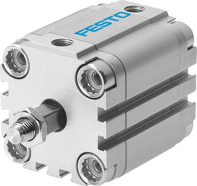 Компактный цилиндр Festo ADVULQ-80-10-A-P-A