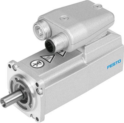 Серводвигатель Festo EMME-AS-40-S-LV-AM