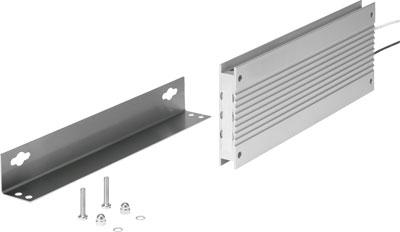 Тормозящий резистор Festo CACR-LE2-50-W500