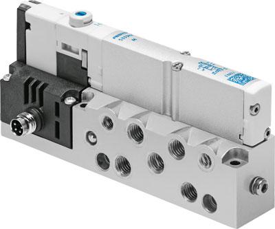 Распределитель с электроуправлением Festo VMPA1-M1H-M-S-M7-PI