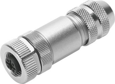 Штекерная розетка Festo NECU-M-B12G5-C2-PB