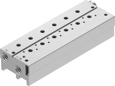 Плита для блочного монтажа Festo VABM-B10-20S-N14-6-P3