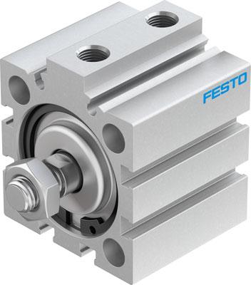 Короткоходовой цилиндр Festo ADVC-40-10-A-P-A