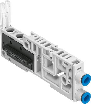 Монтажная плита Festo VMPAL-AP-10-QS4-2-T1
