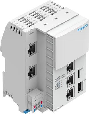 Управление Festo CPX-E-CEC-C1-PN