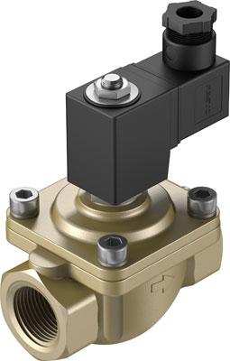 Клапан с электроуправлением Festo VZWF-B-L-M22C-G1-275-1P4-6