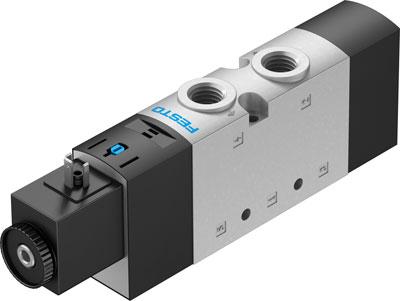 Распределитель с электроуправлением Festo VUVS-L25-M52-MD-G14-F8-1B2
