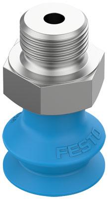 Захват вакуумный сильфонный Festo VASB-15-1/8-PUR-B