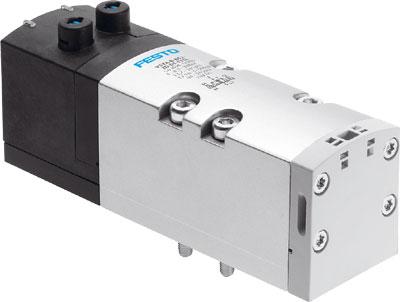 Распределитель с электроуправлением Festo VSVA-B-P53F-ZH-D1-1T1L