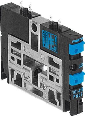 Распределитель с электроуправлением Festo CPV10-M1H-2X3-OLS-M7