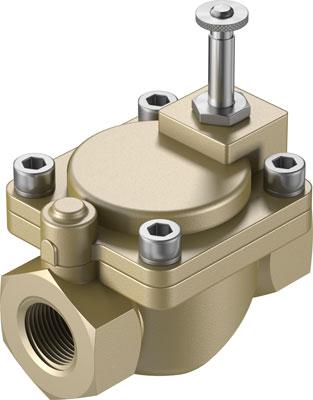 Клапан с электроуправлением Festo VZWM-L-M22C-G34-F4
