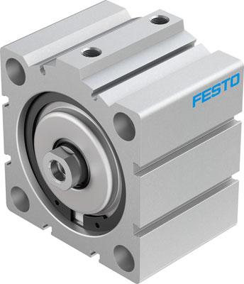 Короткоходовой цилиндр Festo ADVC-80-20-I-P-A