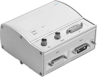 Контроллер электродвигателя Festo SFC-DC-VC-3-E-H0-IO