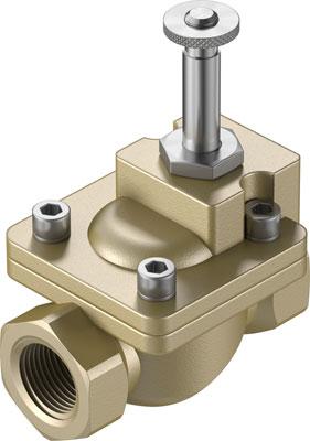 Клапан с электроуправлением Festo VZWM-L-M22C-G114-F5