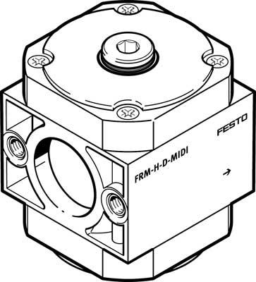 Модуль разветвления Festo FRM-H-D-MINI