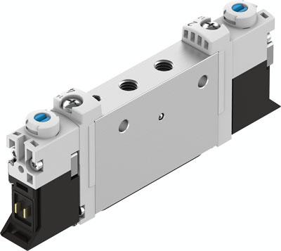 Распределитель с электроуправлением Festo VUVG-L10-T32H-AZT-M5-1P3