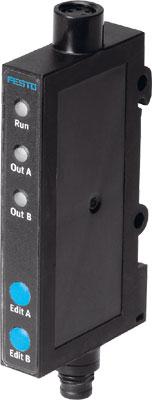 Преобразователь сигнала Festo SVE4-US-R-HM8-2N-M8