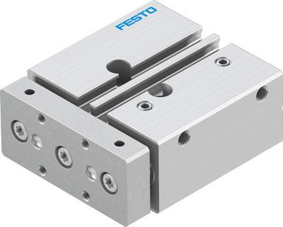 Цилиндр с направляющей Festo DFM-12-20-P-A-KF