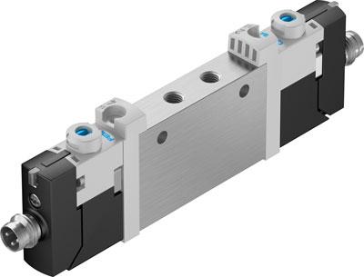 Распределитель с электроуправлением Festo VUVG-L10-P53U-T-M5-1R8L
