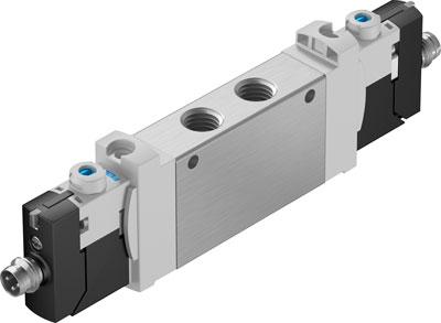 Распределитель с электроуправлением Festo VUVG-LK14-B52-T-G18-1R8L-S