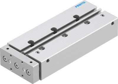 Цилиндр с направляющей Festo DFM-12-100-P-A-KF