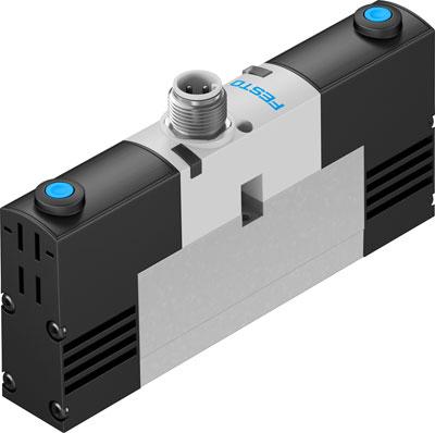 Распределитель с электроуправлением Festo VSVA-B-D52-ZH-A2-1R2L