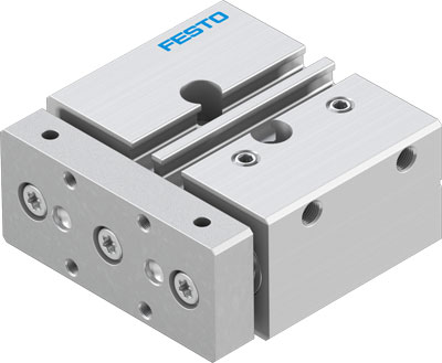 Цилиндр с направляющей Festo DFM-12-10-P-A-GF