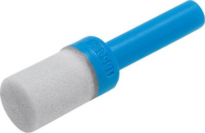 Глушитель пластиковый с цанговой втулкой Festo UC-QS-6H