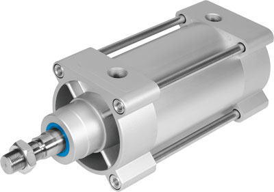Стандартный цилиндр Festo DSBG-160-25-PPVA-N3