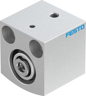Короткоходовой цилиндр Festo AEVC-20-10-I-P