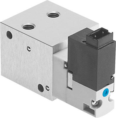 Распределитель с электроуправлением Festo VOVG-L12-M52Q-AH-M5-1H3