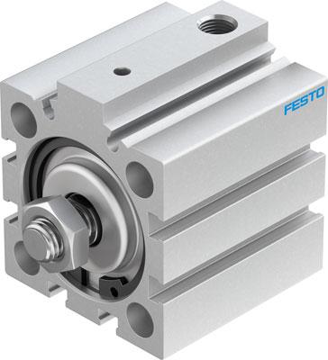 Короткоходовой цилиндр Festo AEVC-40-25-A-P