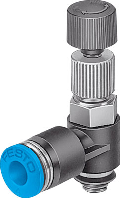 Клапан регулирования перепада давлений Festo 153502 LRLL-1/4-QS-6