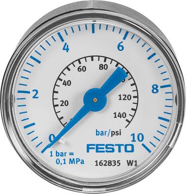 Манометр Festo MA-40-10-G1/4-EN