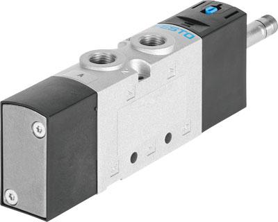 Распределитель с электроуправлением Festo VUVS-L25-M52-AD-G14-F8