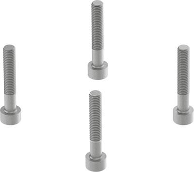 Комплект винтов Festo EAHM-L5-M8-60
