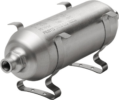 Ресивер сжатого воздуха Festo CRVZS-0.4