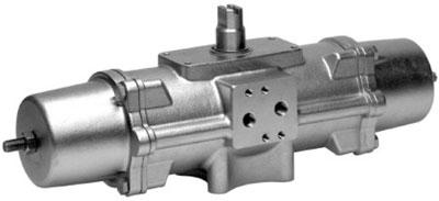 Неполноповоротный привод Festo DAPS-0120-090-RS2-F0507-CR
