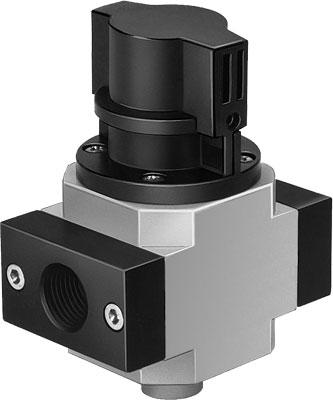 Отсечной клапан Festo HE-1-D-MAXI