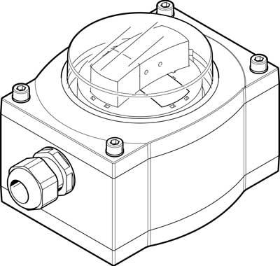 Блок датчиков Festo SRAP-M-CA1-GR270-1-A-TP20