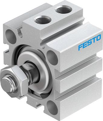 Короткоходовой цилиндр Festo ADVC-32-5-A-P