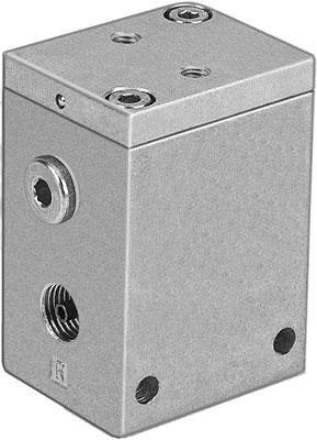 Эжектор базовый вакуумный пневматический Festo VAK-1/4