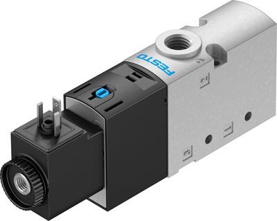Распределитель с электроуправлением Festo VUVS-L20-M32C-AD-G18-F7-1C1