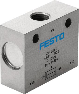 Элемент И Festo ZK-1/8-B