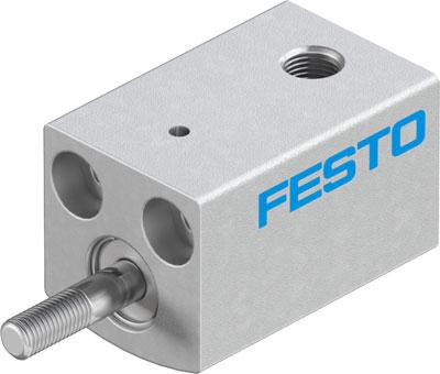 Короткоходовой цилиндр Festo AEVC-4-5-A-P