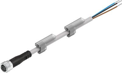 Соединительный кабель Festo NEBU-M8G3-K-2.5-LE3
